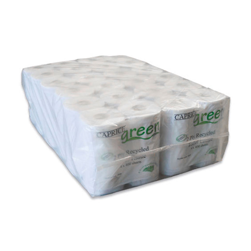 Toilet Paper, 2 Ply 400 Sheet, Ecosoft x 48