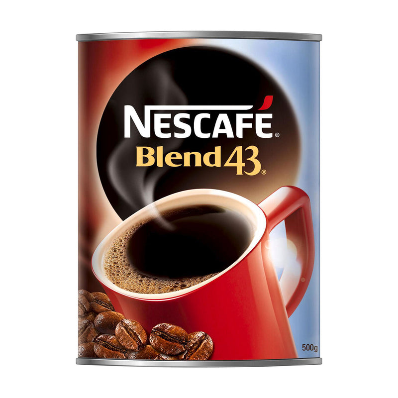 Coffee, Nescafe Blend 43 x 6