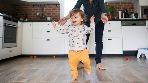 3 Ways to Give Your Baby a Boost to Master the Skill of Walking.