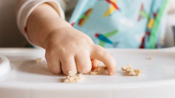 Helping Hands - Part IV - Encouraging Hand Use 9 - 12 Months Old