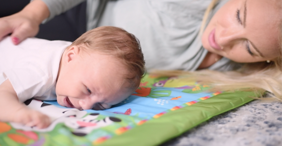 What You Really Need to Know About Tummy-Time and Plagiocephaly