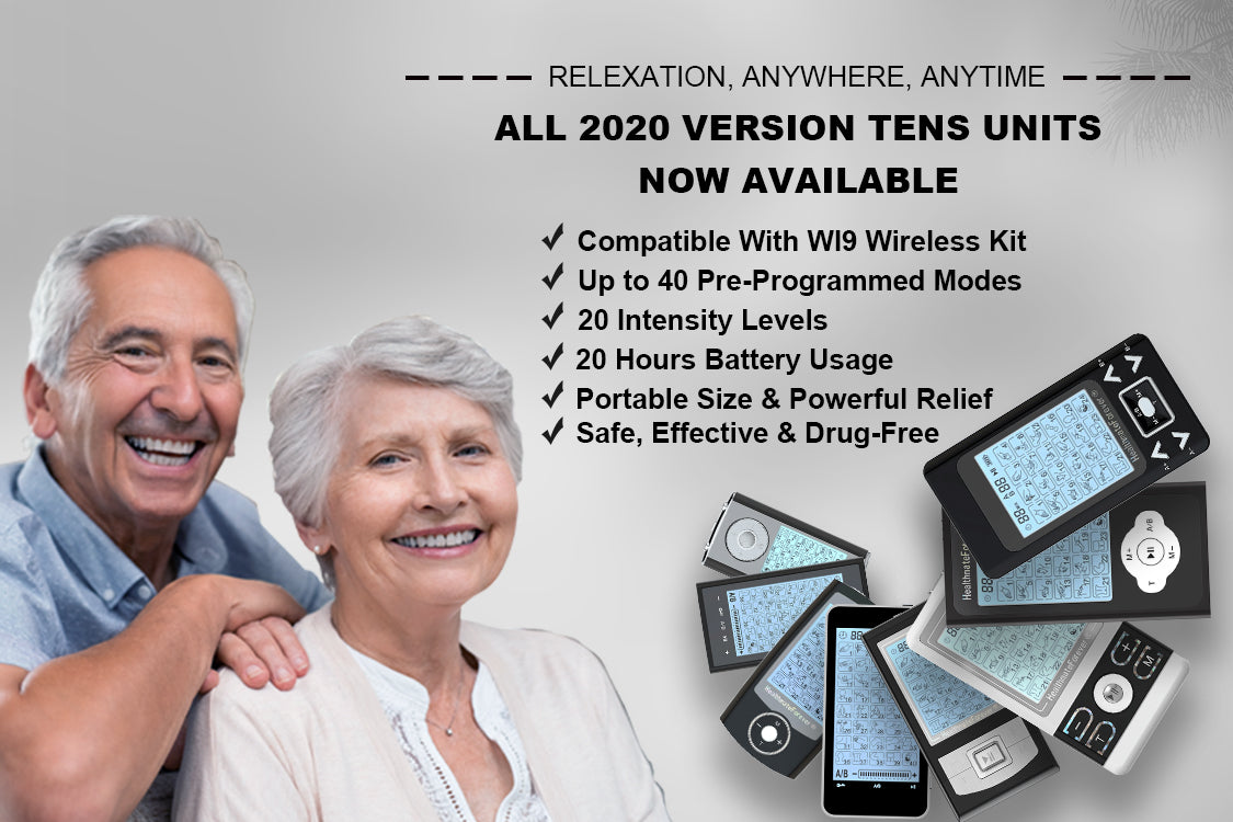 2020 version tens units | HealthmateForever