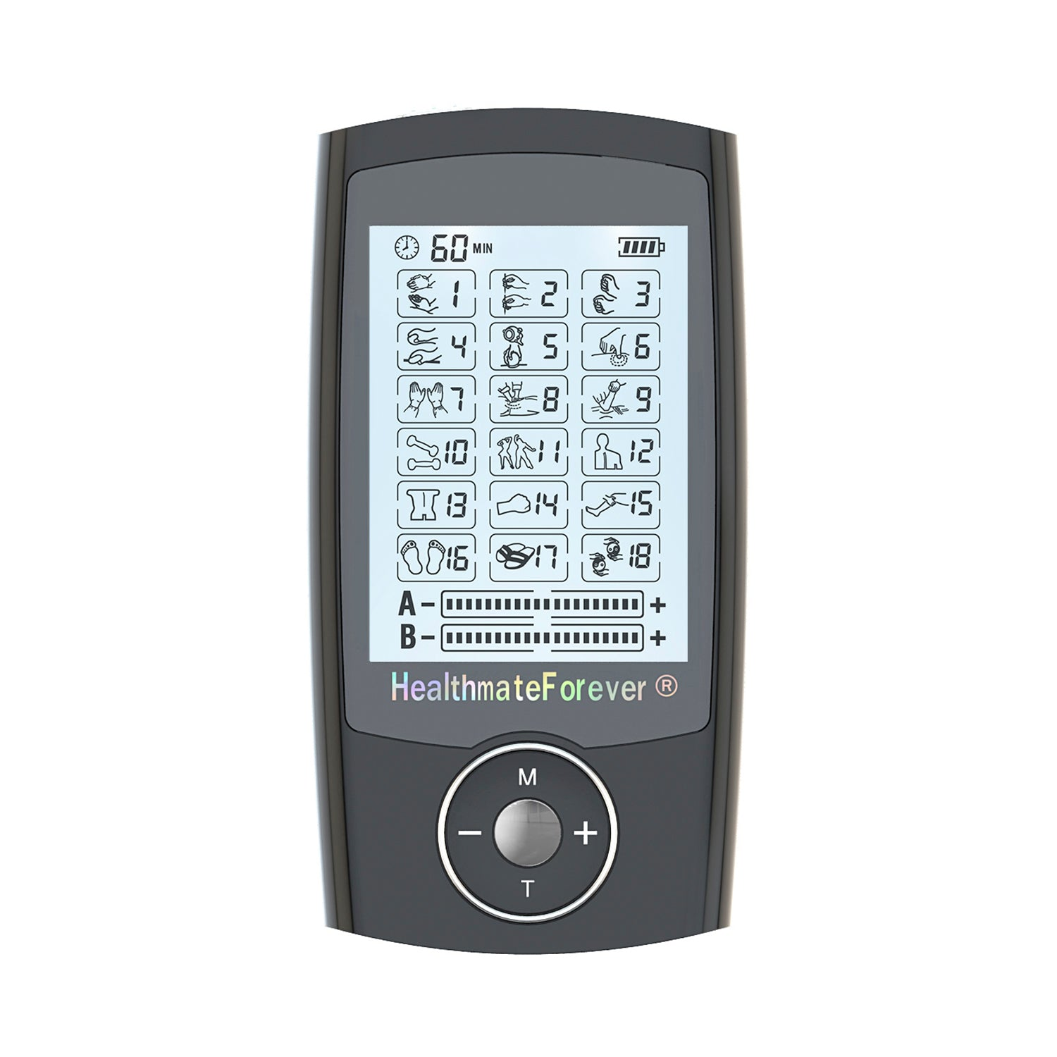 PRO18AB TENS Unit & Muscle Stimulator