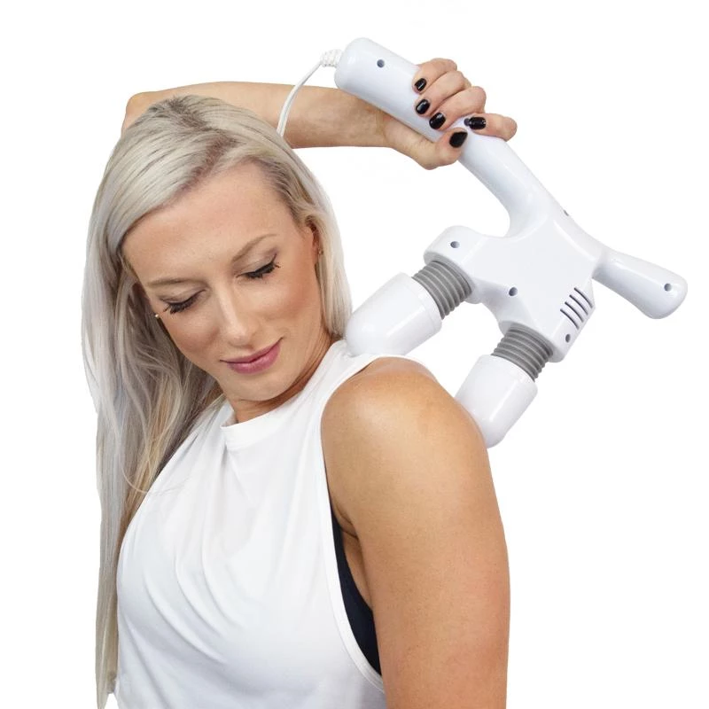HealthmateForever Dual Node Percussive Massager D015 (SHIP TO USA ONLY) - HealthmateForever.com