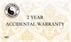 2 Year Accidental Warranty - HealthmateForever