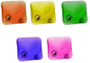 2.5'' *3'' Dual Comfort Instant Hot or Cold Therapy Pack (5 pcs Square Shape) in 5 Different Color Random