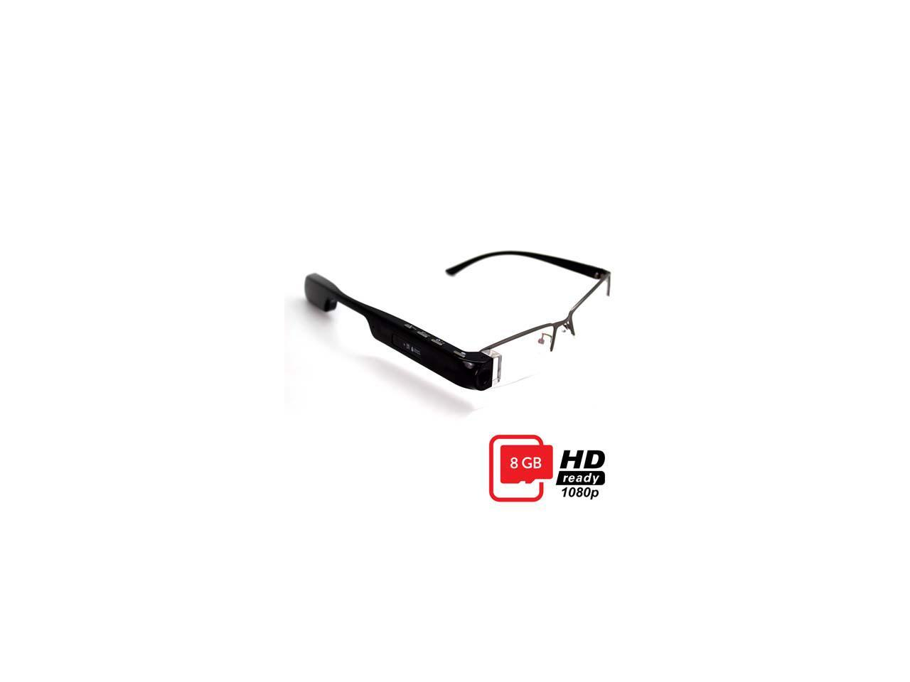 DigiOptix 1080P HD CAMERA GLASSES  MOTUS SMART GLASSES - HealthmateForever