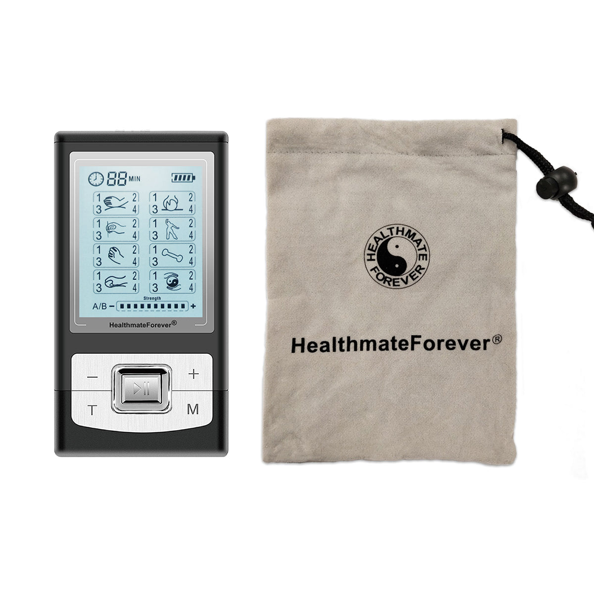 New Arrival - 2020 Version 32 Modes NK32AB TENS Unit & Muscle Stimulator - HealthmateForever