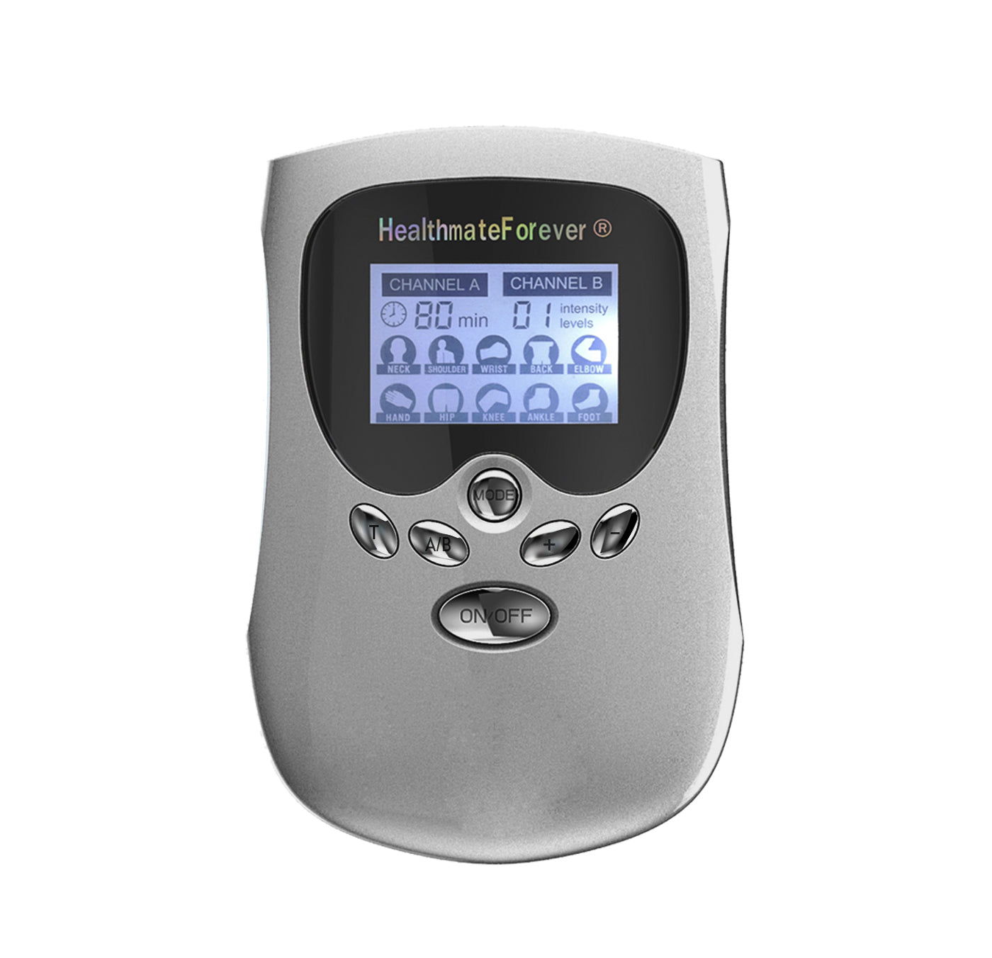 PM10AB TENS Unit & Muscle Stimulator - HealthmateForever