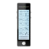 Touch Screen TS10ABV TENS Unit & Muscle Stimulator - HealthmateForever