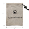 HealthmateForever logo pouch / carrying bag for device or/& accessories kit - HealthmateForever