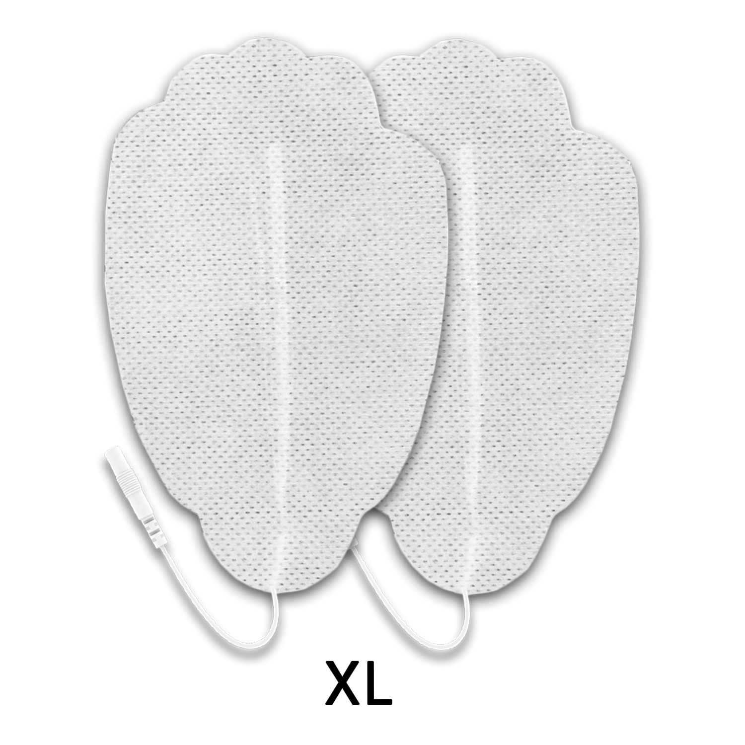 Pair of Pin-Insert XL Hand-Shaped Pads - HealthmateForever