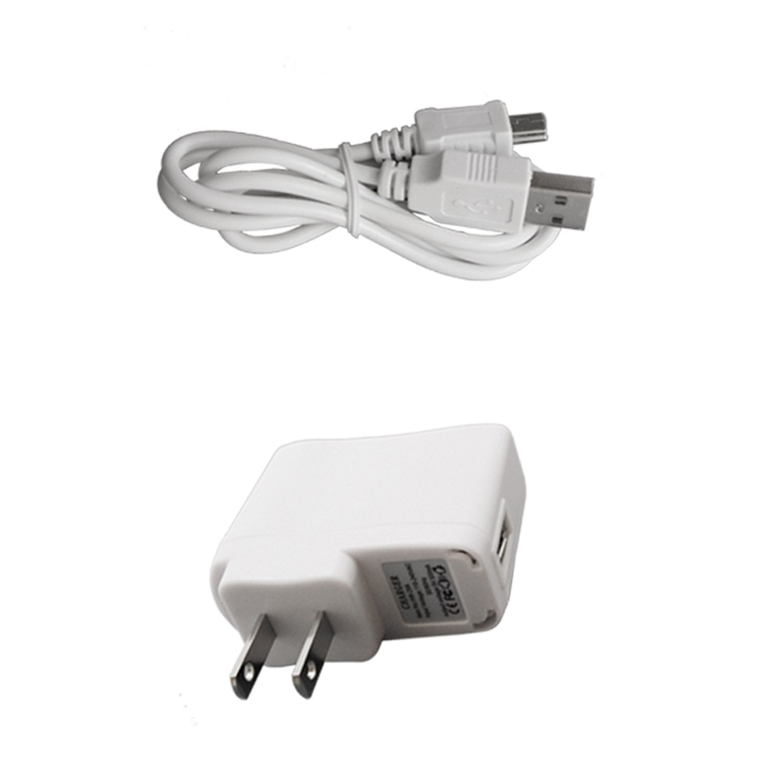 USB Cable & AC Adapter - HealthmateForever