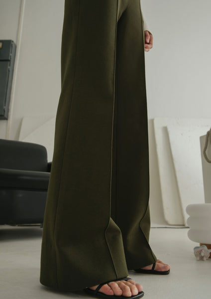 Brian Trouser Army Green