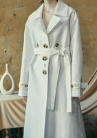 Foggy Coat Ivory
