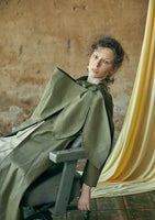 Keira Coat Green