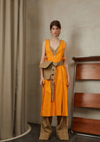 Sandy Dress Orange