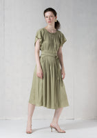 Ygritte Dress Pistachio
