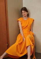 Ygritte Dress Orange