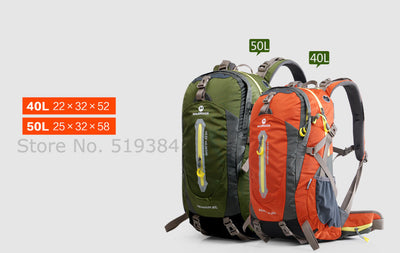 Travel back Mountaineering Climb 40-50 L
