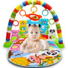 Baby Play Mat Gym Crawling Activity Mat Toys