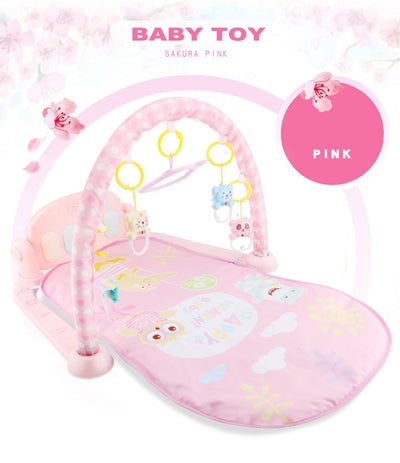 Baby Play Mat  Gym Toys Gaming Music Mat