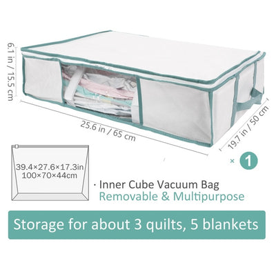 Vacuum Bag Clothes/Pillow/Quilts/Duvet For Saving Space