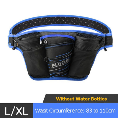 Waist Bag Marathon Jogging  Running Holder Water Bottle 500ml