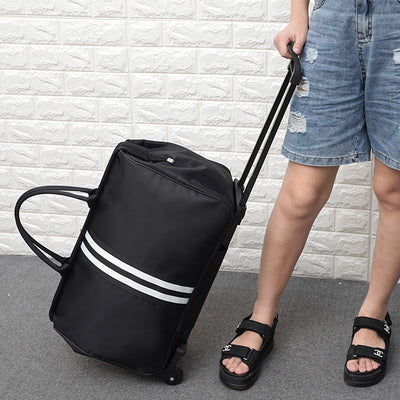 Travel Bag Wheeled Oxford