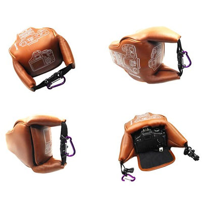 Camera Bag Storage Lens Case Bag Shockproof Portable Waterproof