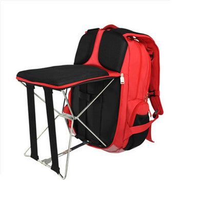 Travel bag  Camping  with Folding Chair Outdoor Hiking Fishing
