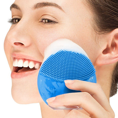 Facial Cleansing Brush Mini L2 Electric Cleanser Massage