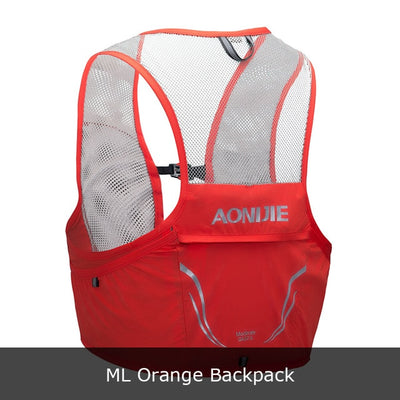 Travel Bag & Vest Nylon Cycling, Marathon