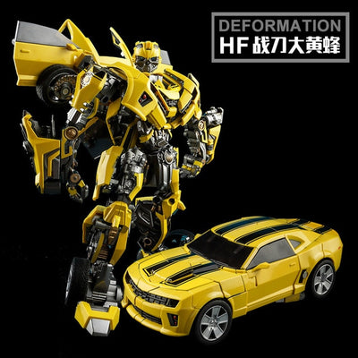 Transformation Toy Action Figure Movie 5 Robot Car Toys