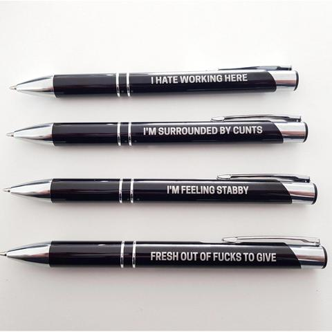 Image of Super Sweary Pen Pack
