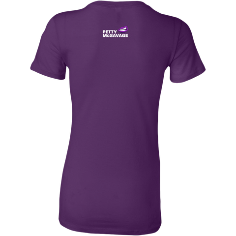 Image of I'm not antisocial Women's T-Shirt