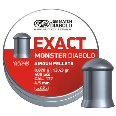 Exact Monster 4.5mm