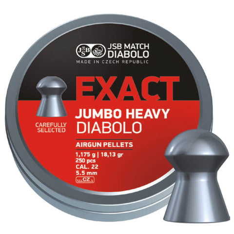 Jumbo Exact Heavy 5.5mm