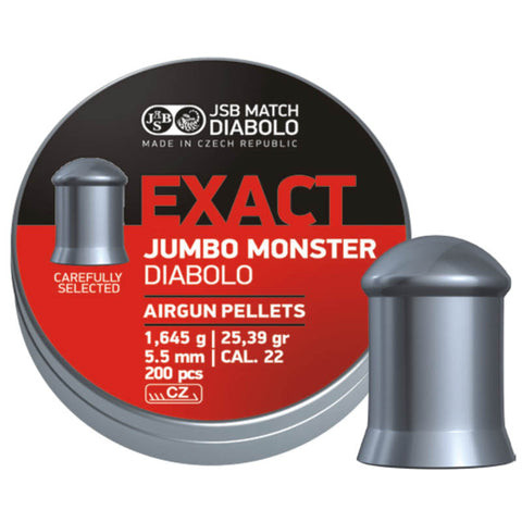 Jumbo Exact Monster 5.5mm