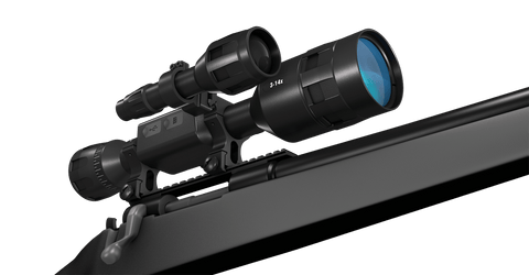 X-Sight 4K Pro 3-14x Day & Night scope