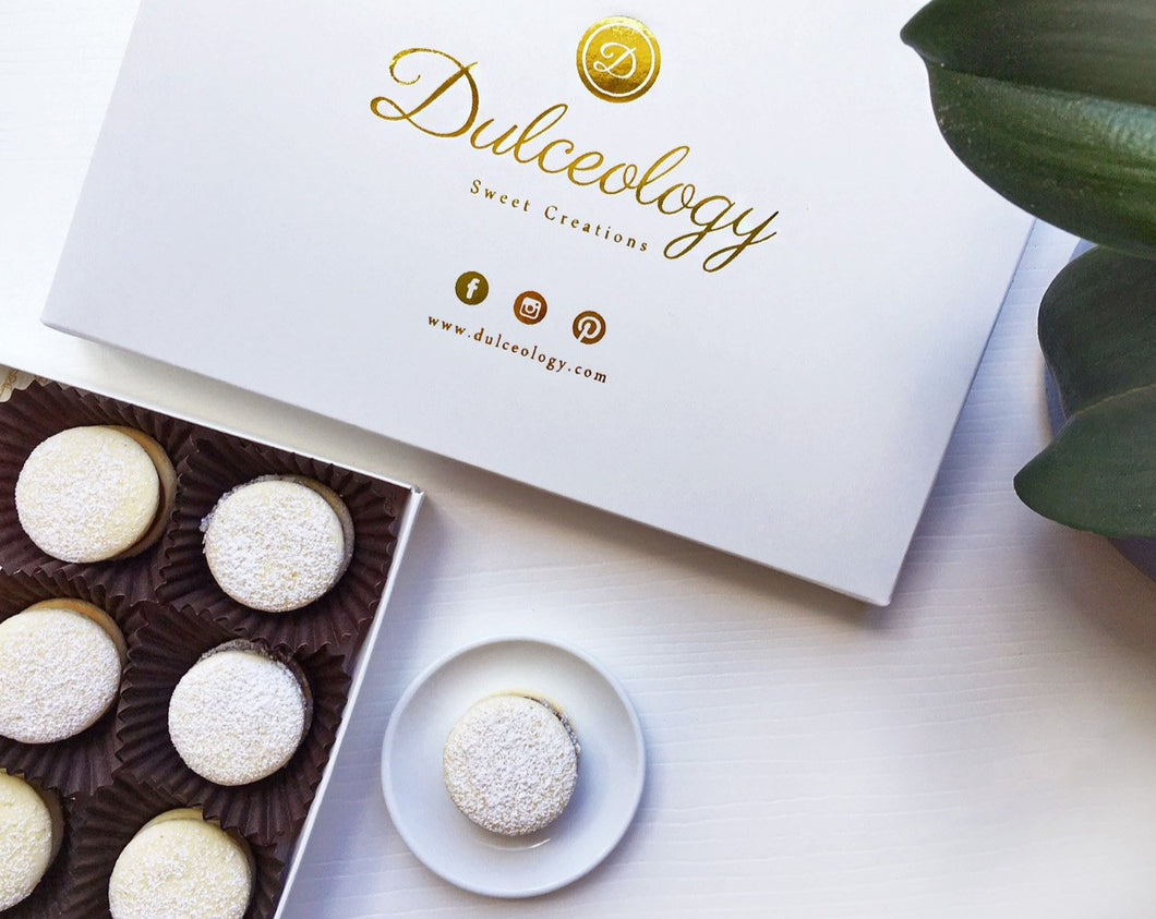 Traditional Alfajores Gift Box