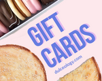 Gift Cards - Dulceology