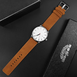 Simple design Men Quartz Watch - Eve Merch