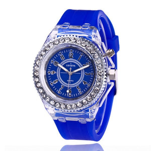 LED Luminous Watch for both Men and Women - Eve Merch