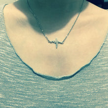 Load image into Gallery viewer, 316L Stainless Steel Heartbeat Necklace - Eve Merch