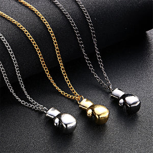 New Fashion Lovely Mini Boxing Glove Necklace - Eve Merch