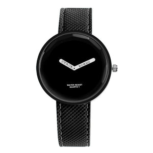 Simple Fashionable Leather Watch - Eve Merch