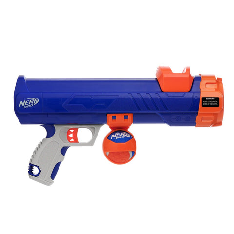 16inch Medium Compact Tennis Ball Blaster, Dog Toy by Nerf Dog