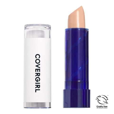 Covergirl Smoothers Moisturizing Concealer Stick, Light, 0.14 Ounce 1 Count Light - 710