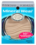 Physicians Formula Mineral Wear Pressed Powder, Creamy Natural, 0.26 Ounce